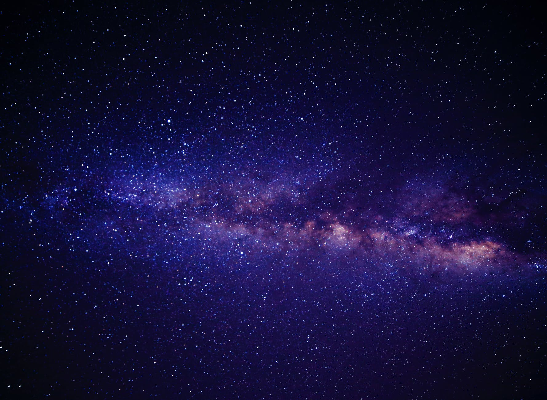 sky space milky way stars
