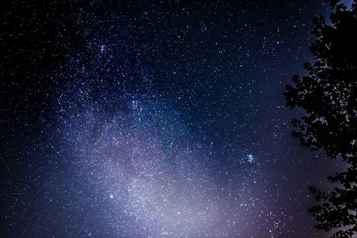 photo of night sky with stars