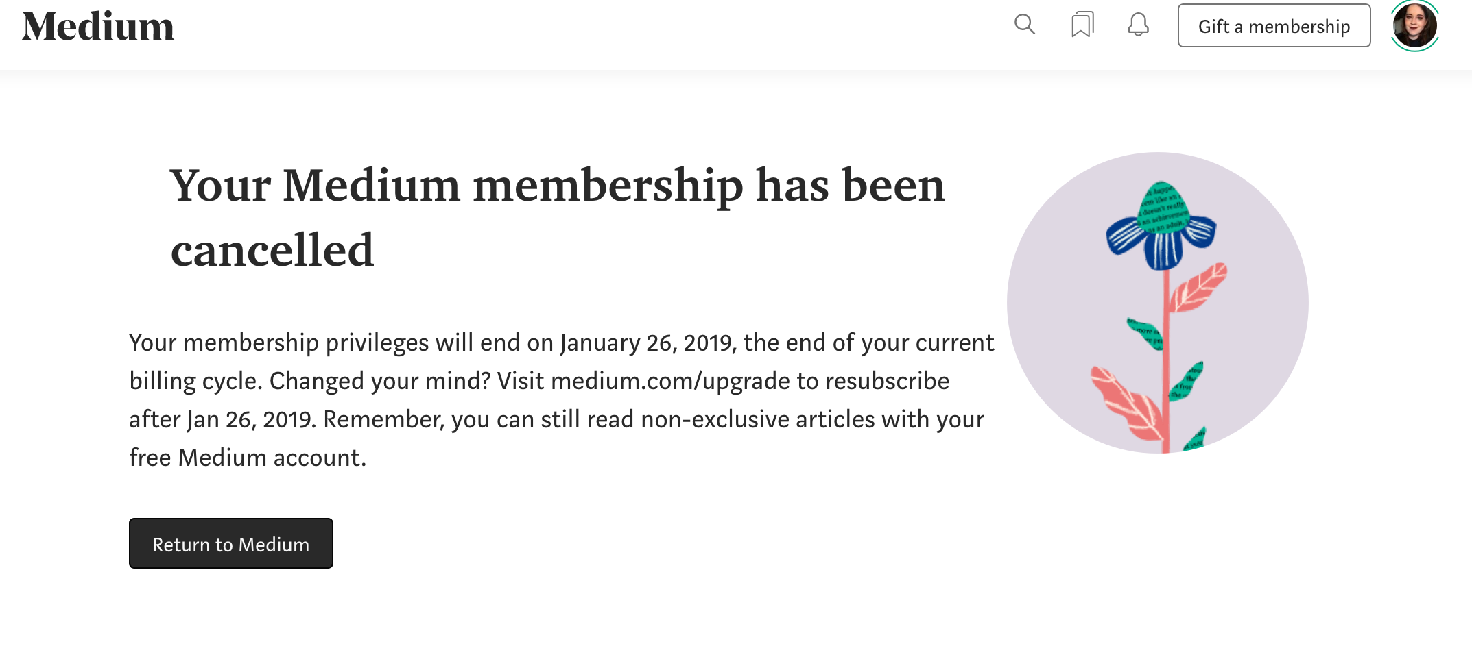 5 Reasons Why You Should Cancel Your Medium Membership in 2019