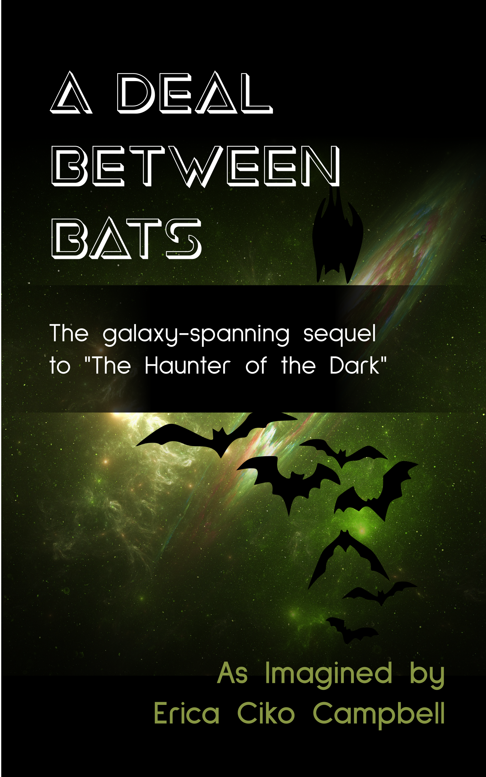 "My Lovecraftian Short Story ""A Deal Between Bats"" is now available on Amazon!"